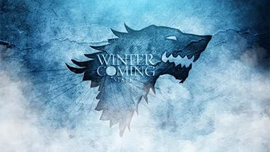 game of thrones winter coming