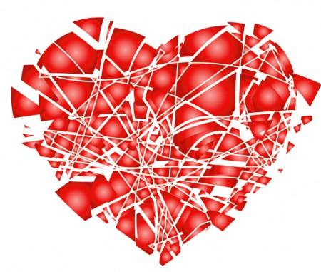 разбитое сердце 2