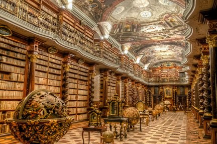 the-klementinum-national-library-czech-republic-1