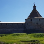 Saint-Petersburg and Surrounds – Living History – Shlisselburg Fortress