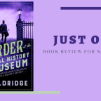 Just Out Book Review – Murder at the Natural History Museum by Jim Eldridge