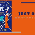 Just Out – A Witness to Murder by Verity Bright – Netgalley Book Review