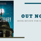 Out Now – Book review for Netgalley – Sanctuary by V.V.James